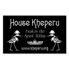 House Kheperu Decal