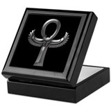 Egyptian ankh Keepsake Boxes
