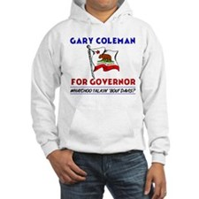 Gary Coleman for Gov Hoodie