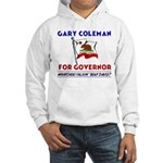 Gary Coleman for Gov Hooded Sweatshirt