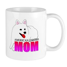 American Eskimo Dog Mom Mug