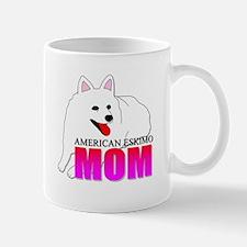 American Eskimo Dog Mom Mug