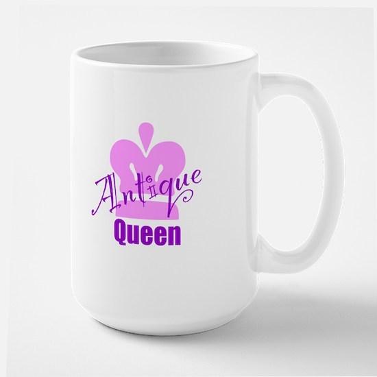 Antique Queen Large Mug