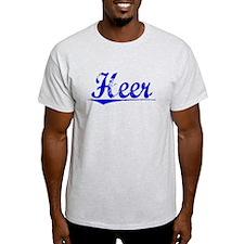 Heer, Blue, Aged T-Shirt