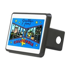 Hollywood California Greetings Hitch Cover