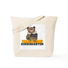 Bear Kindergarten Tote Bag