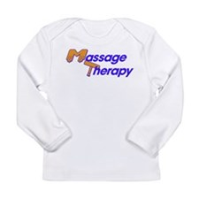 Massage Therapy Long Sleeve Infant T-Shirt