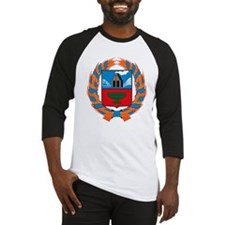Altai Coat of Arms Baseball Jersey