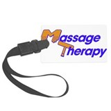 Certified massage therapist Luggage Tags