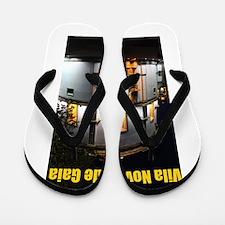 Serra do Pilar Night Flip Flops