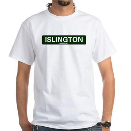 LONDON ROAD SIGNS - ISLINGTONON - LONDON N1