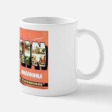 Joplin Missouri Greetings Mug