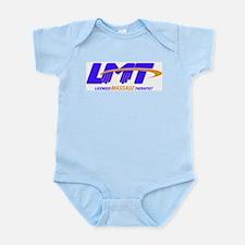 LMT Licensed Massage Therapist Infant Bodysuit