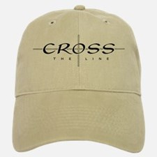 Cross The Line Brand Baseball Baseball Cap
