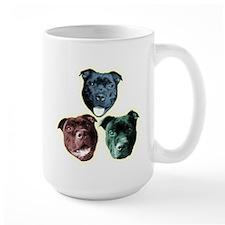 Staffy Pup Mug