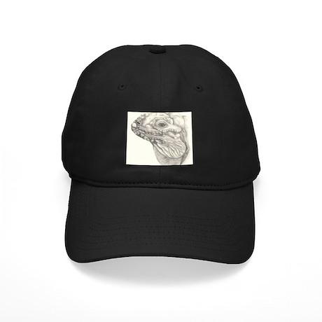 Rhino Iguana Black Cap