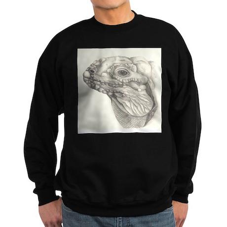 Rhino Iguana Sweatshirt (dark)