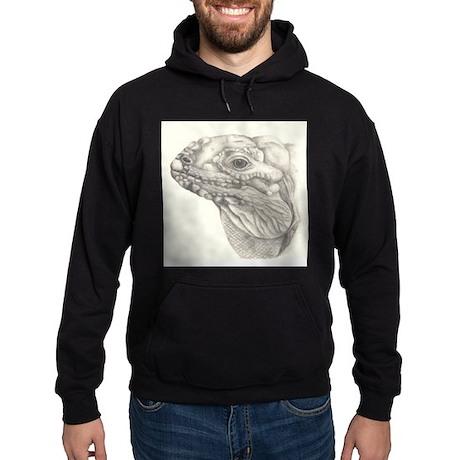 Rhino Iguana Hoodie (dark)