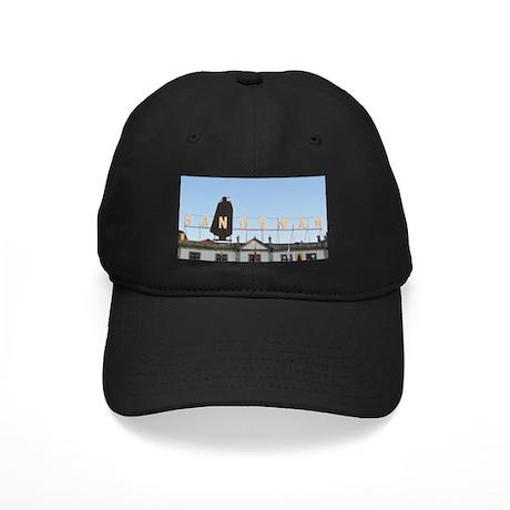 Gaia Port Black Cap