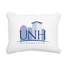 UNH Manchester Rectangular Canvas Pillow