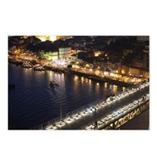 Riberia by Night Postcards (Package of 8)