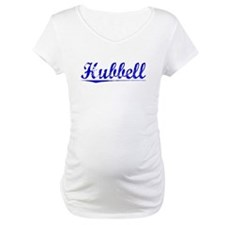 Hubbell, Blue, Aged Shirt