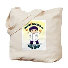 The Chef Miguel Super Chunk Tote Bag