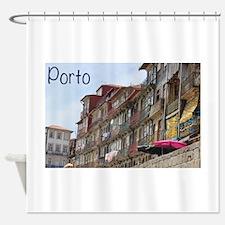 Porto Ribeira #1 Shower Curtain