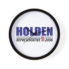 Holden 2006 Wall Clock