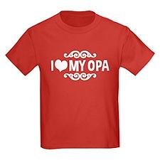 I Love My Opa T