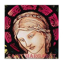 St Margaret Tile Coaster
