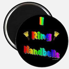 I Ring Handbells Black Magnet