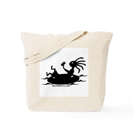 Kokopelli Tuber Tote Bag