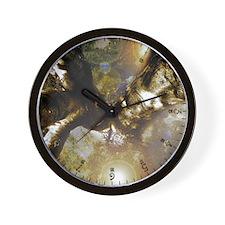 Will-O-Wisps Wall Clock