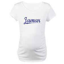 Jamar, Blue, Aged Shirt