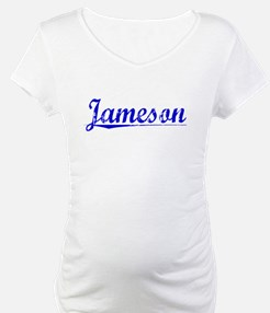 Jameson, Blue, Aged Shirt