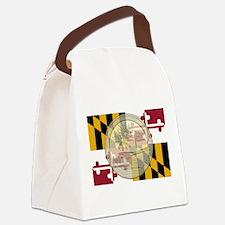 Maryland Quarter 2013 Canvas Lunch Bag