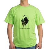 Cycling Green T-Shirt