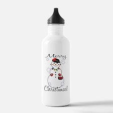 Merry Christmas! Water Bottle
