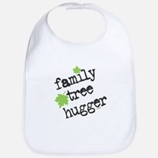 Family Tree Hugger Bib