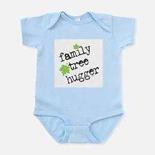 Family Tree Hugger Infant Creeper