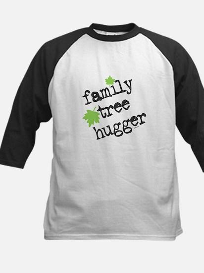 Family Tree Hugger Kids Baseball Jersey