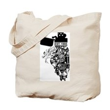 Chad G. Made in Illinois Tote Bag