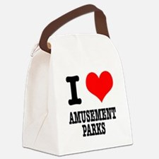 AMUSEMENT PARKS.png Canvas Lunch Bag