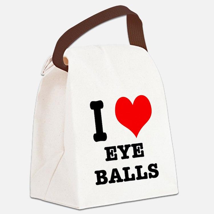 EYEBALLS.png Canvas Lunch Bag