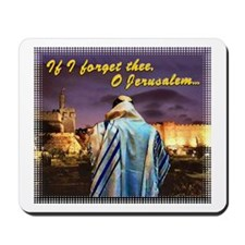 If I forget thee! Mousepad