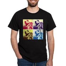 Dinosaur T-Rex Pop Art T-Shirt