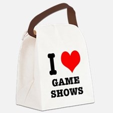 GAME SHOWS.png Canvas Lunch Bag