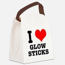 GLOW STICKS.png Canvas Lunch Bag