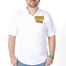 Fake Sincerity-George Burns/t-shirt T-Shirt